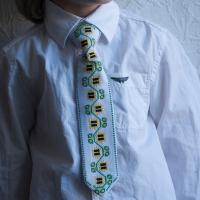 """Краватка для хлопчика """"Сонях"""" (kravatka_06)"""