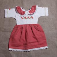 """Сукня-вишиванка """"Квітучий садок"""" (kolo_042)"""