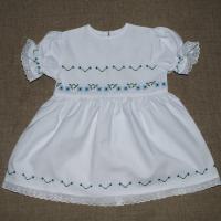 """Вишивана сукня """"Незабудка"""" (kolos_081)"""